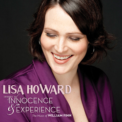 Lisa Howard: Songs of Innocence &amp; Experience - album cover