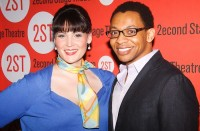 Lisa Howard & Derrick Baskin - Second Stage Gala