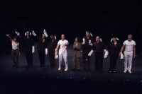 Company Bow - Silence! the Musical