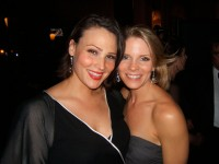 Lisa and Kelli O'Hara