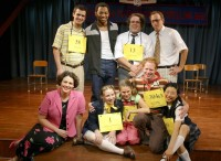 Cast - Spelling Bee - Barrington Stage