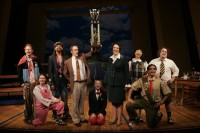 The Cast of The 25th Annual Putnam County Spelling Bee