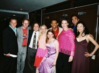 Spelling Bee cast at the Drama Desk Awards