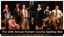 Click here for The 25th Annual Putnam County Spelling Bee gallery