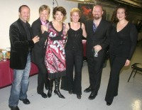 Steven Lutvak, Jim Caruso, Jill Abramovitz, Liz Callaway, Scott Coulter & Lisa Howard