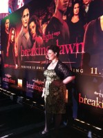 The Los Angeles Premiere of Twilight: Breaking Dawn, Part 1