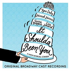 It Shoulda been You CD cover
